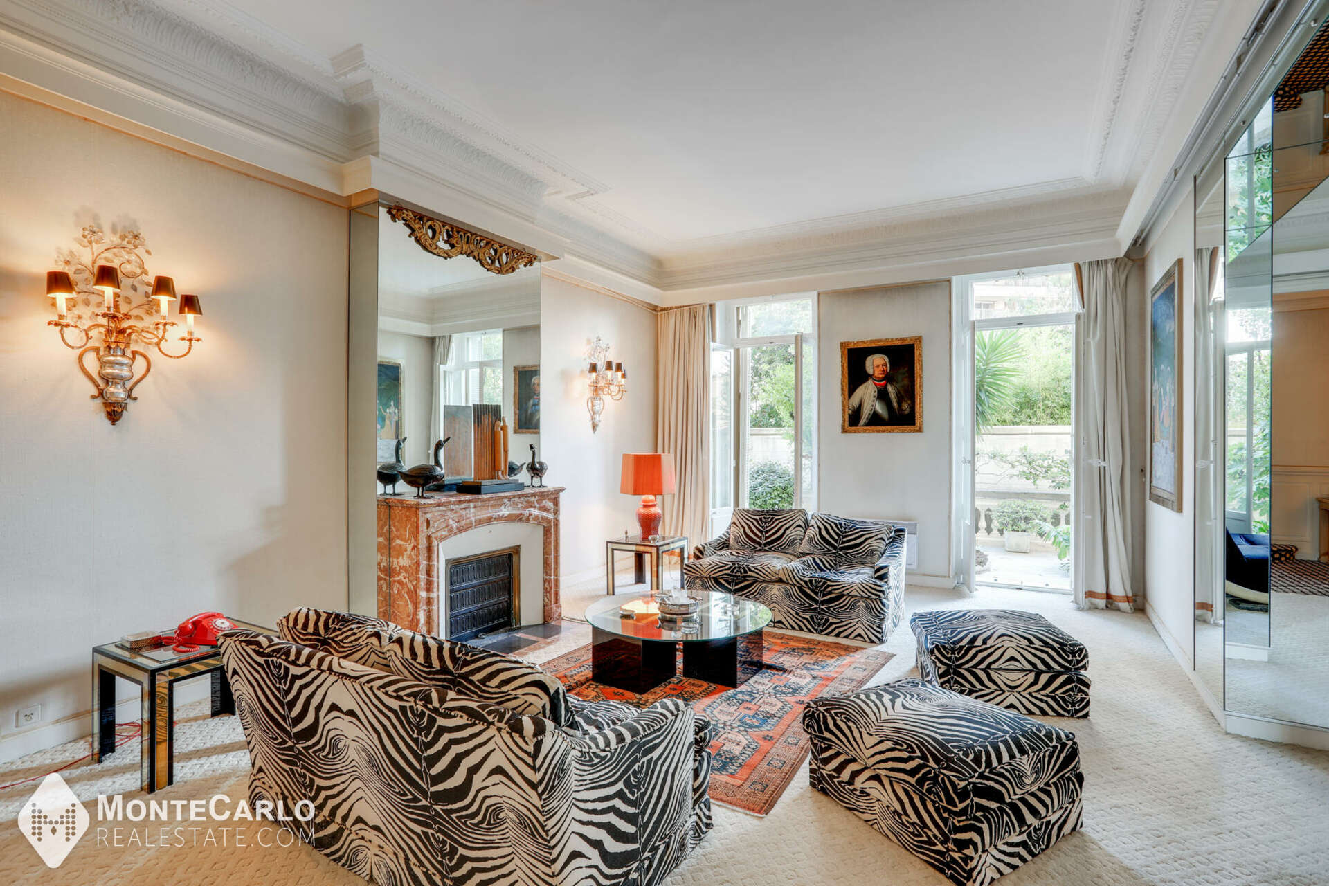 For sale Monaco - Apartment / 5 rooms | Monte-Carlo Real Estate [C-Or-Bourgeois/MC2-555]
