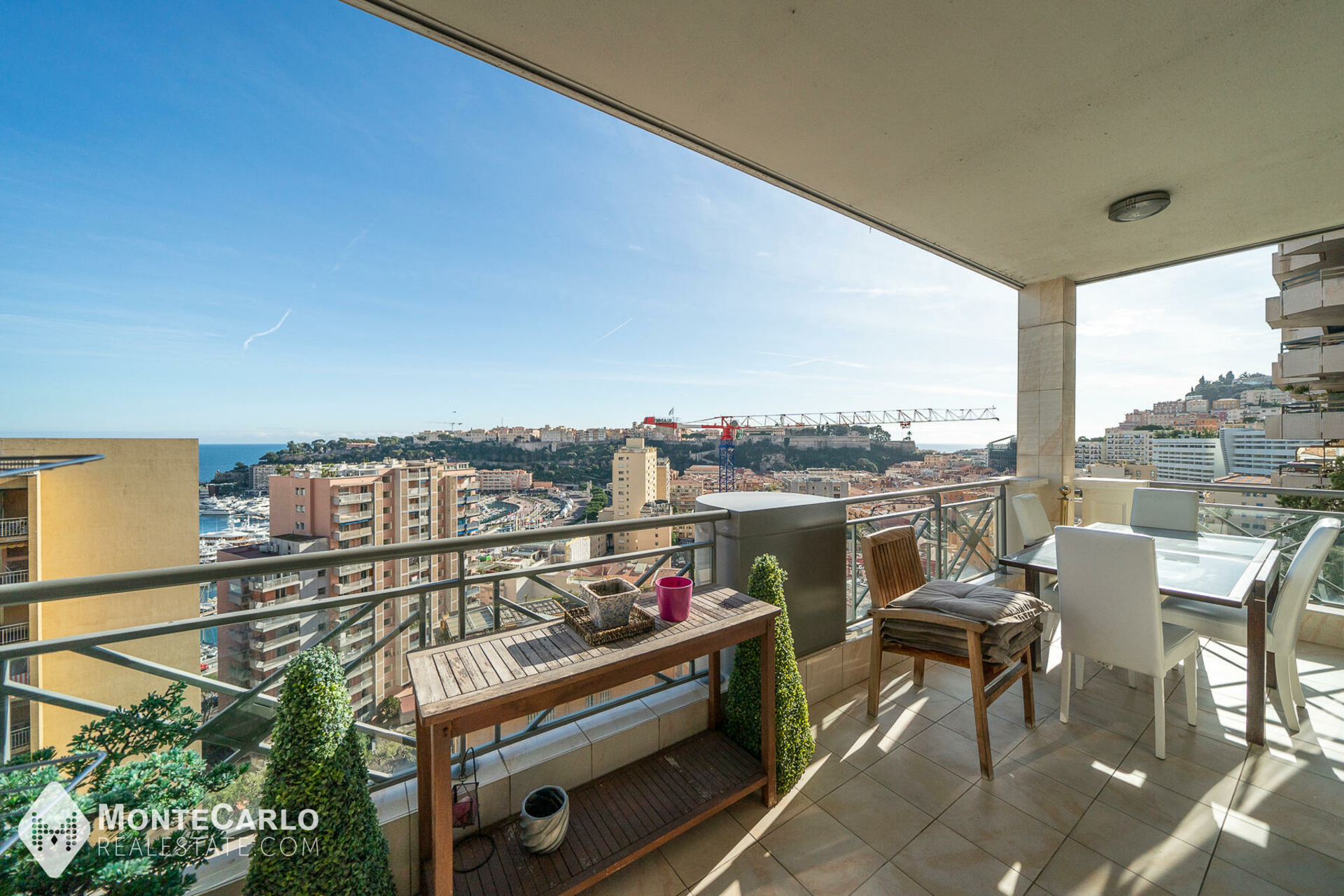 For sale Harbour Crest - Apartment / 3 rooms : 6 600 000 €   Monte-Carlo Real Estate [HP-HC101]