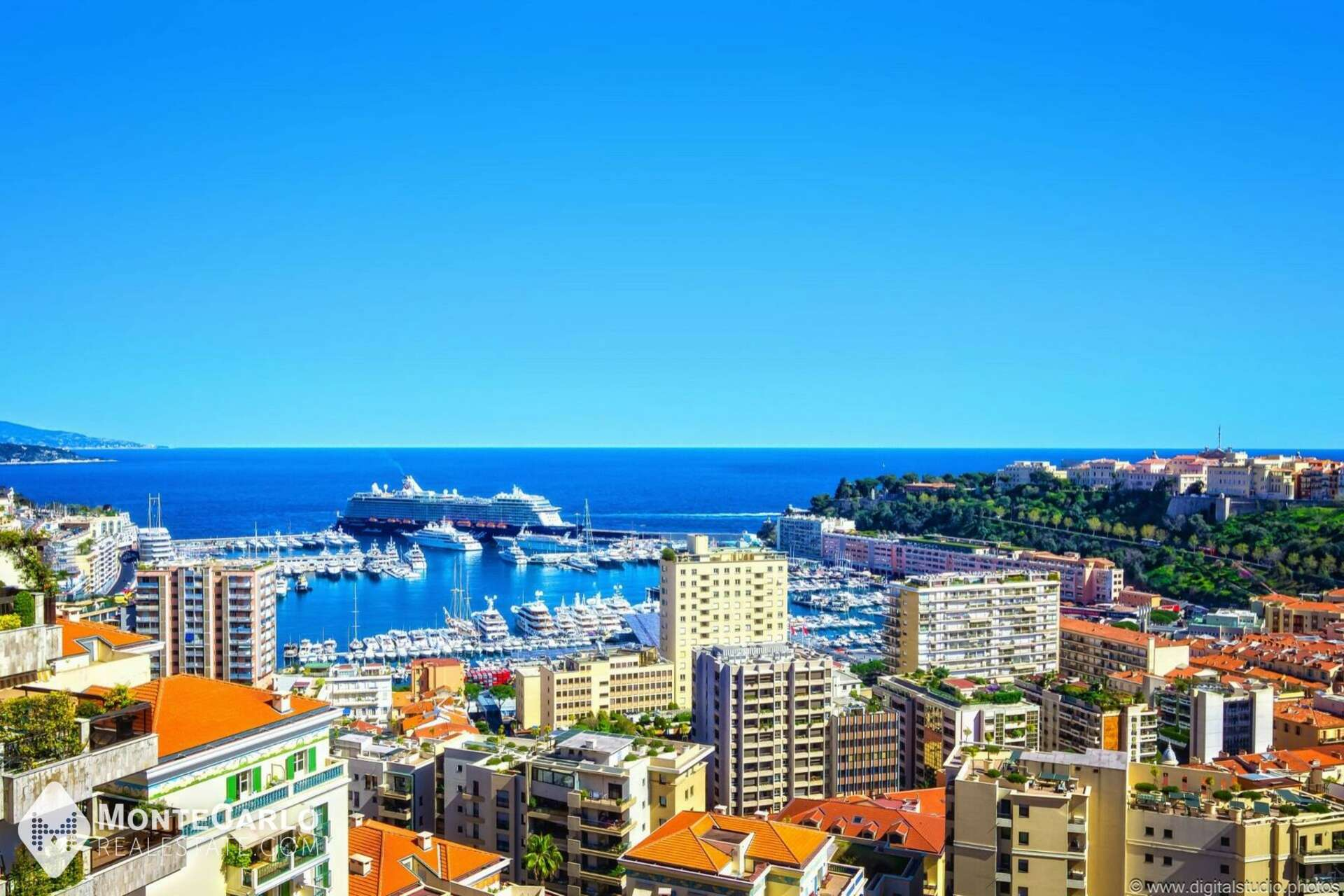 Location Beverly Palace bloc A - Appartement / 2 pièces : 6 800 € | Monte-Carlo Real Estate [517L10604A]