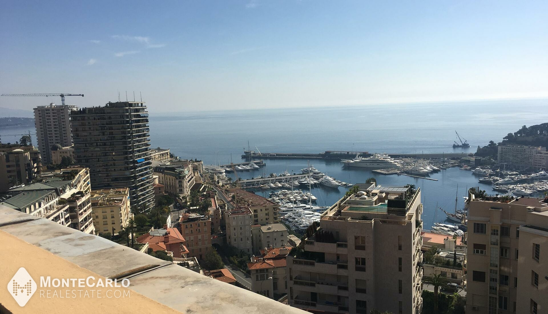 Vermietung Franzido Palace - Penthouse/Roof / 5 Zimmer : 13 900 € | Monte-Carlo Real Estate [HHL261621]