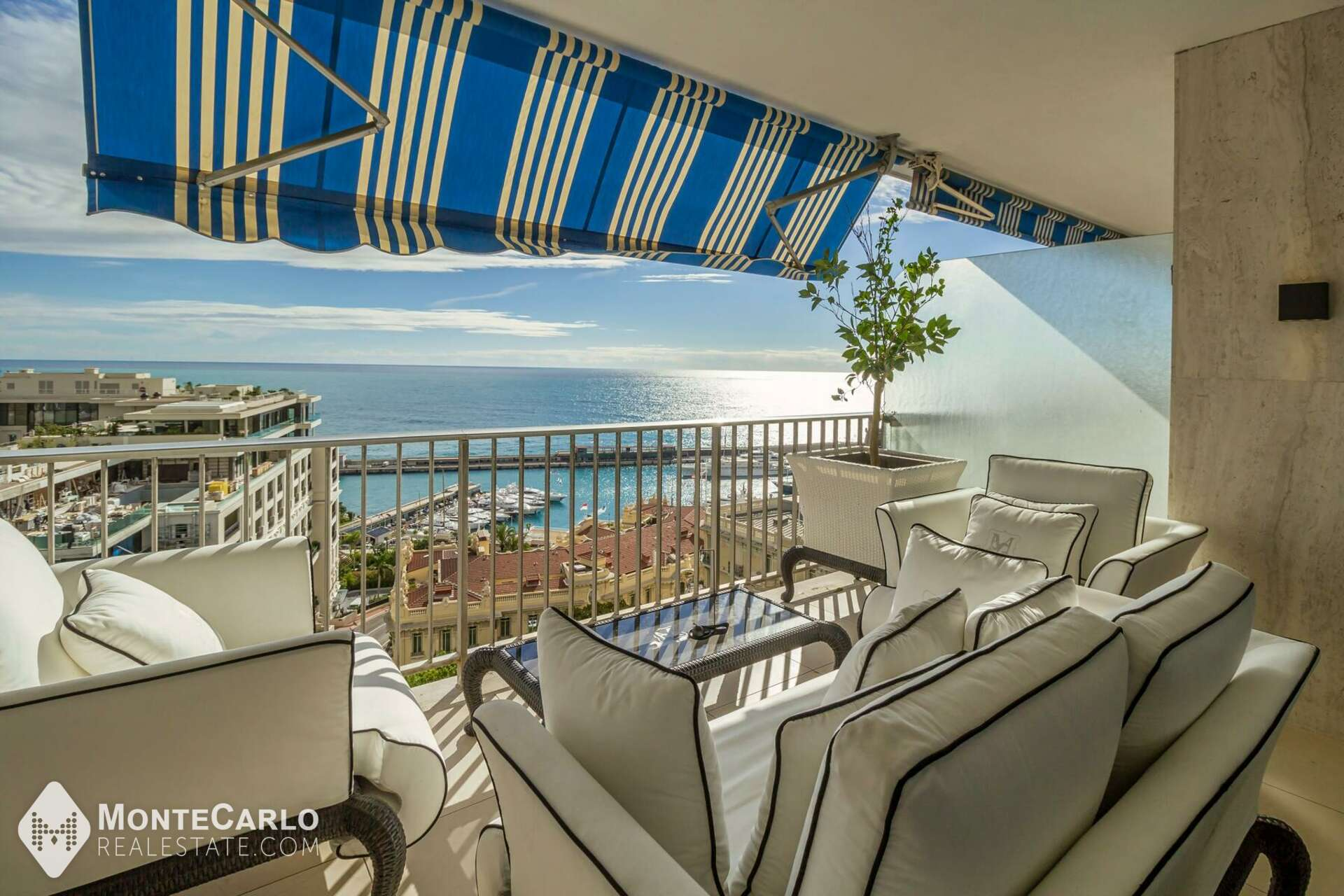 Location Sun Tower - Appartement / 5 pièces : 30 500 € | Monte-Carlo Real Estate [LCO - ST - 03]