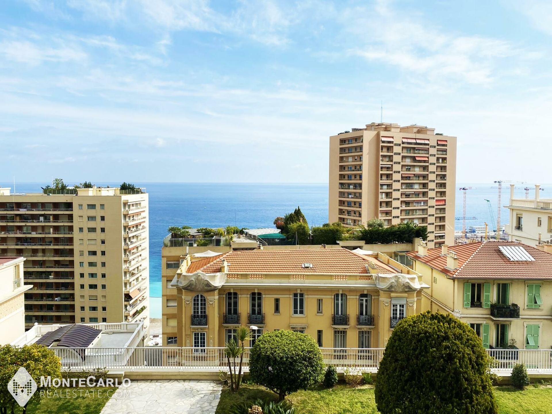 Rental Les Abeilles - Apartment / 3 rooms : 6 500 € | Monte-Carlo Real Estate [AAL1518]