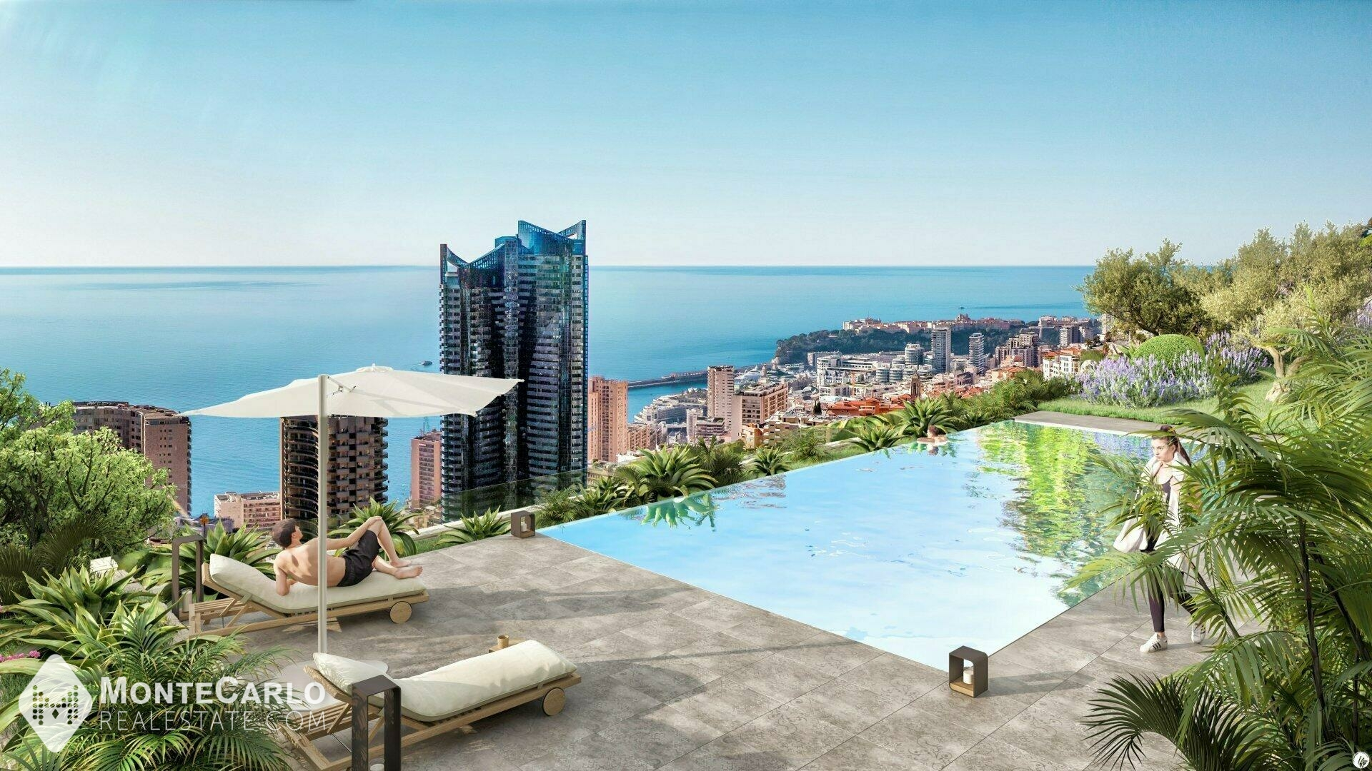 For sale Beausoleil - Apartment / 4 rooms : 1 900 000 € | Monte-Carlo Real Estate [SP-RB-5341857]