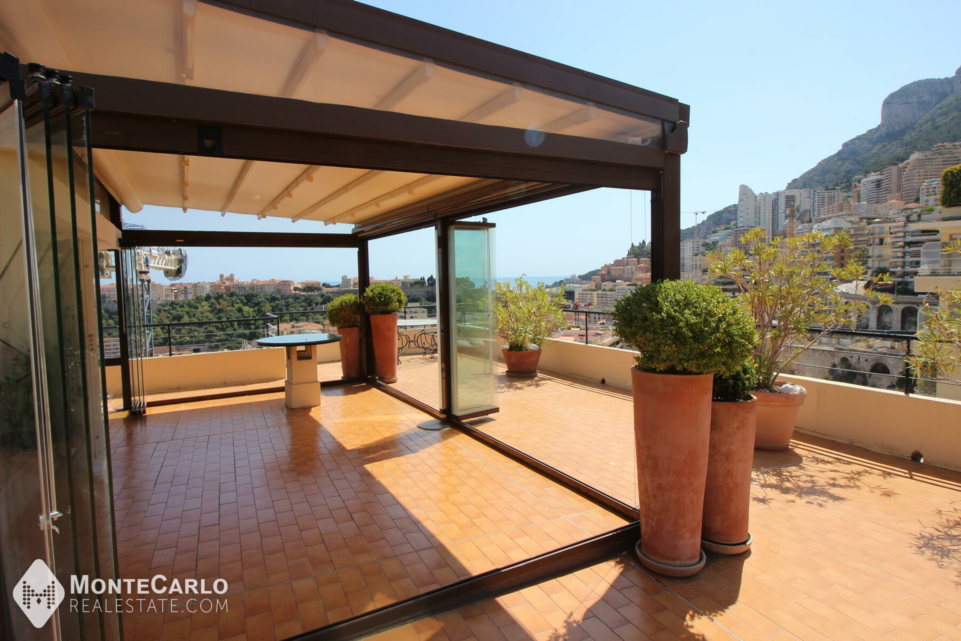 Vermietung Rose de France - Penthouse/Roof / 4 Zimmer : 16 550 € | Monte-Carlo Real Estate [LM020-18]