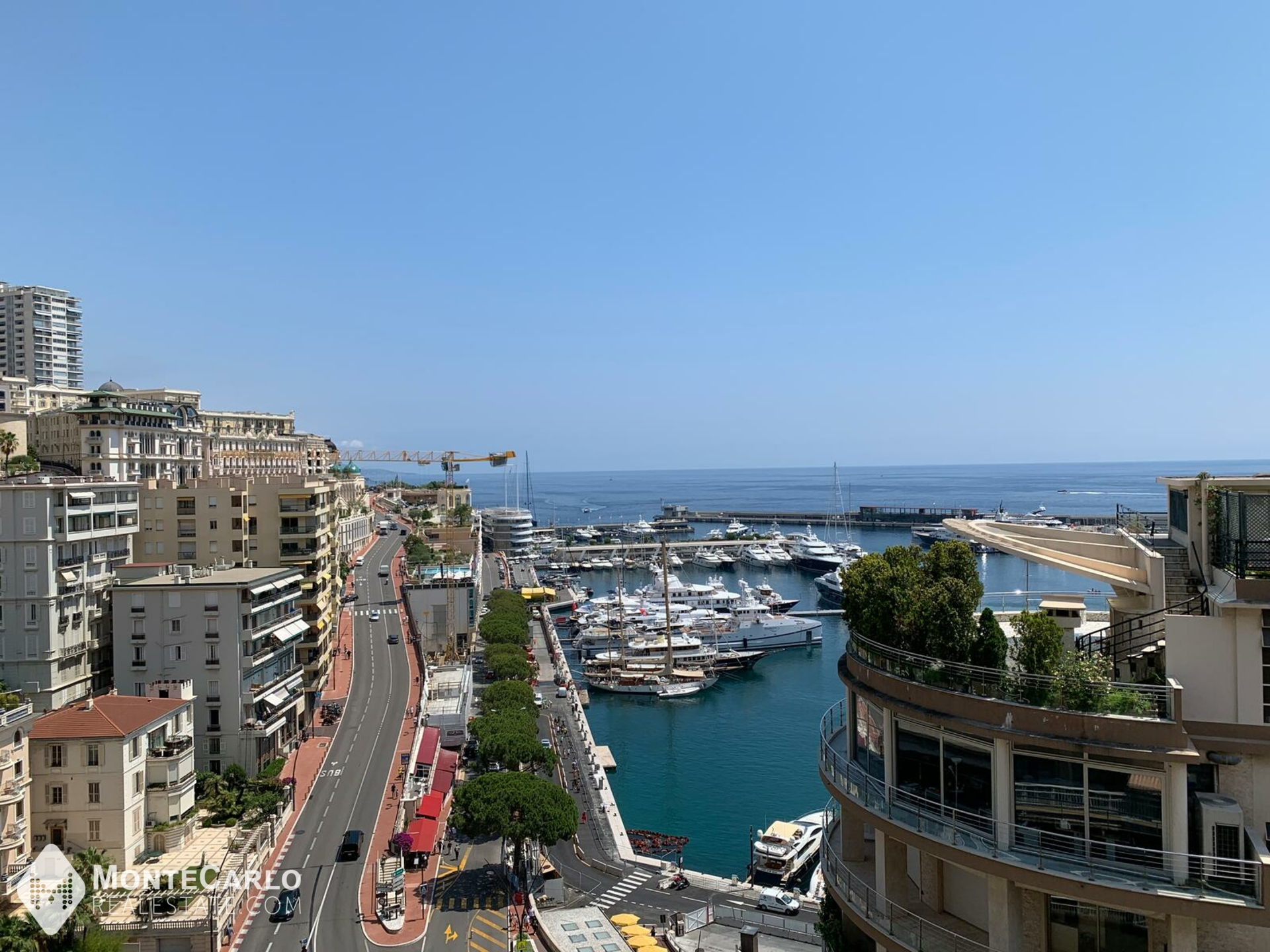 For sale Le Panorama - Apartment / 3 rooms : 7 500 000 € | Monte-Carlo Real Estate [799V75A-RC]